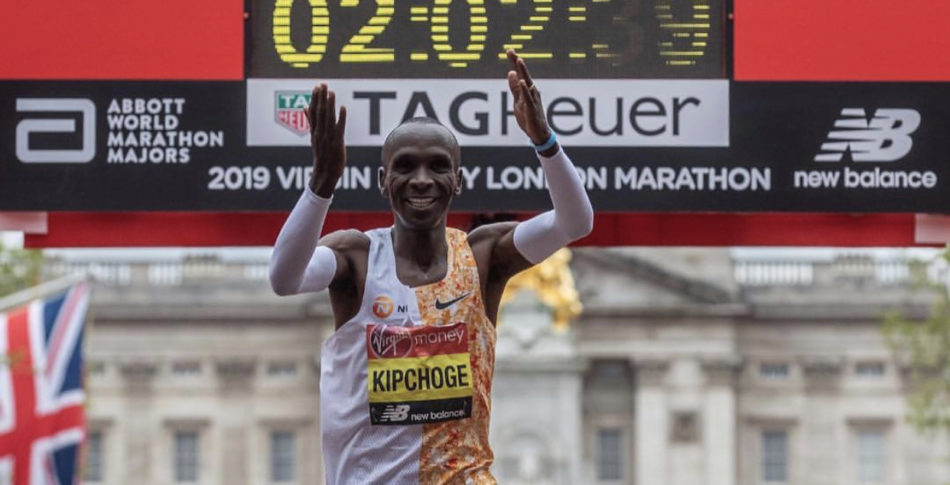 Eliud på tronen i London – suverän svensk maratondag