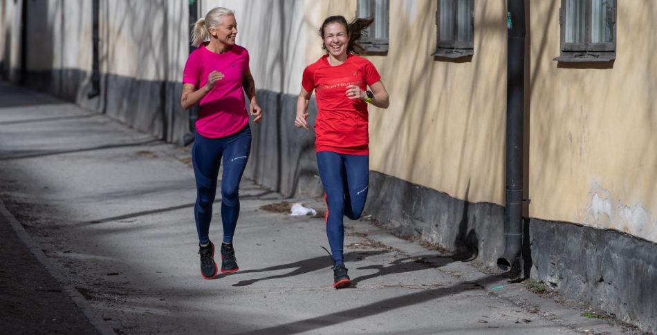 Skor, svett och pannben – vägen mot ASICS Stockholm Marathon 2019