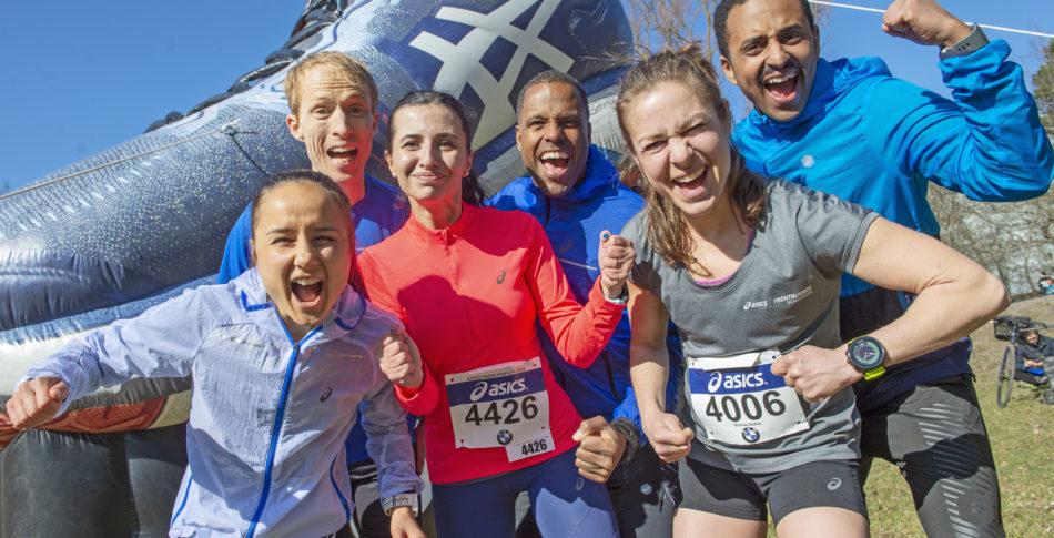 ASICS Premiärmilen – hur jag minskar på tävlingsstressen