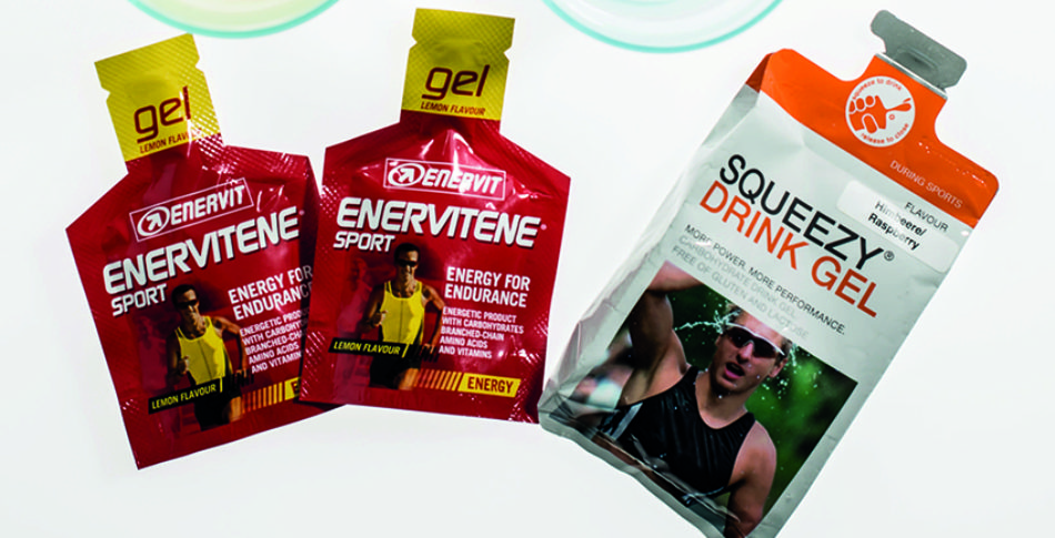 Sthlm Marathon: Fem snabba energikällor