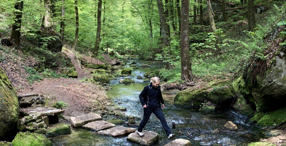 Vandring i Luxemburg
