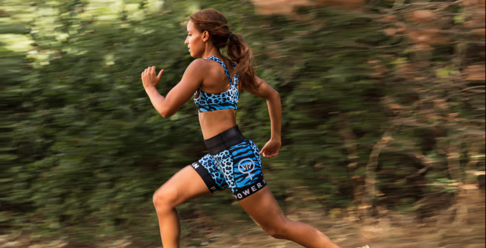 Tävla och vinn! – Löparkläder från Power Woman