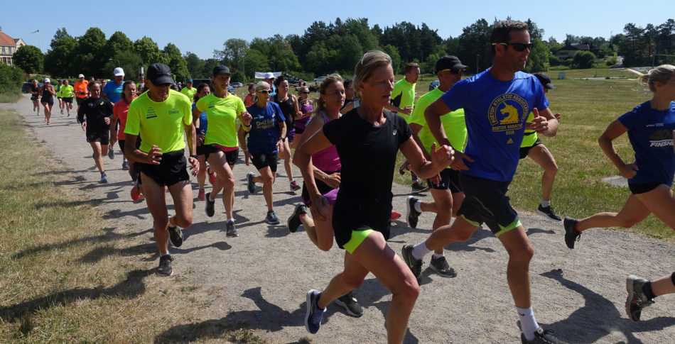 Häng med i succén We Who Run Club