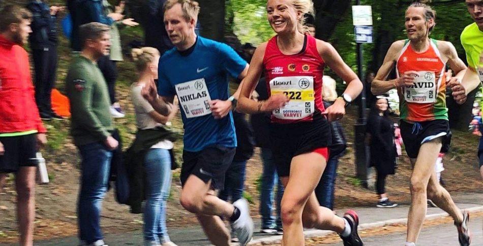 Göteborgsvarvet, tävlingstankar och löparglädje!
