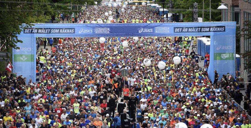 Strategin i Stockholm Marathon – anpassad till bansträckningen!