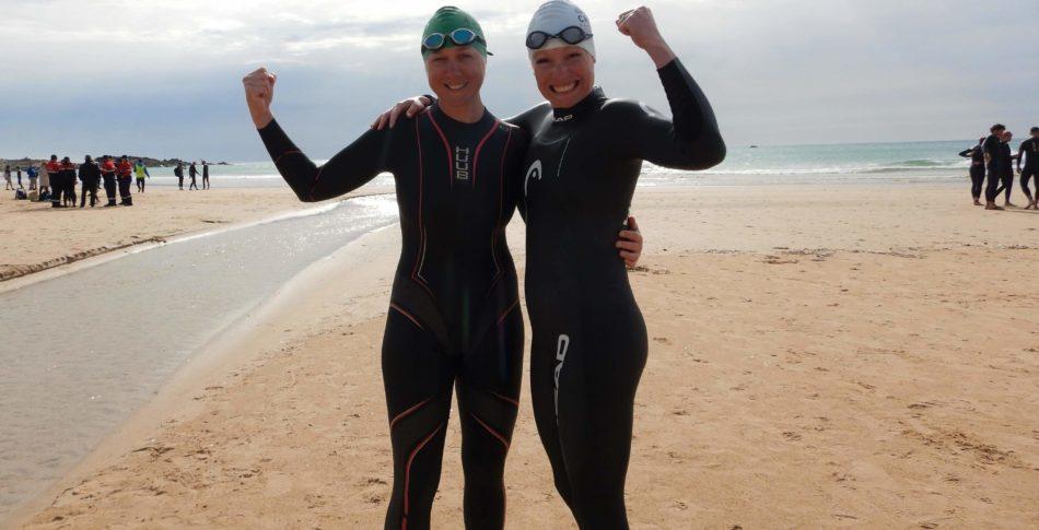 Race report Chia Sardinia Open water och att simma i Italien