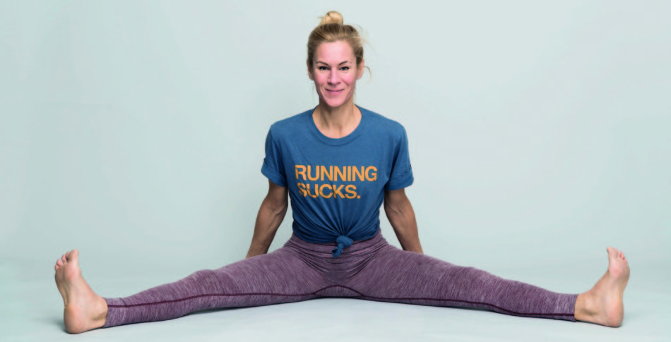 Yoga för löpare, del 3: Yinyoga för bättre återhämtning