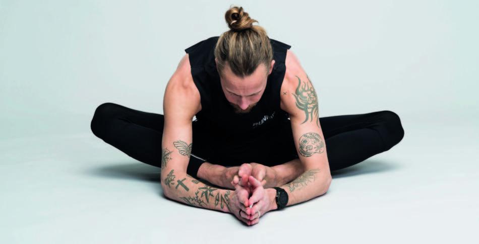 Yoga för löpare, del 1: Efter distanspasset