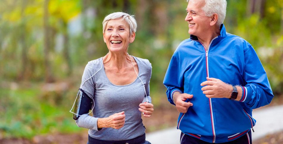 Seniorträning: testa gå-löp!
