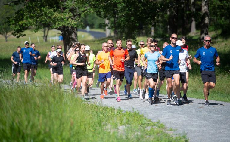 We Who Run Club – pass i Jönköping och backlöpning i växlar