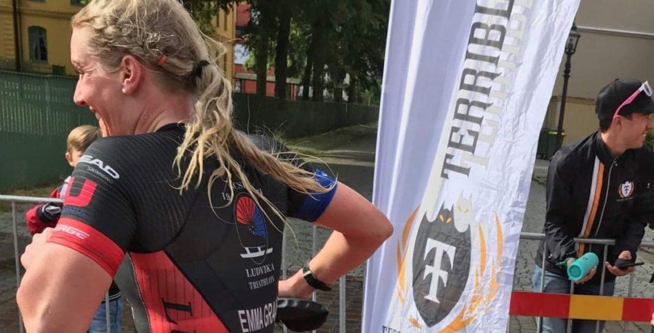 Race recap Ironman Jönköping 70.3