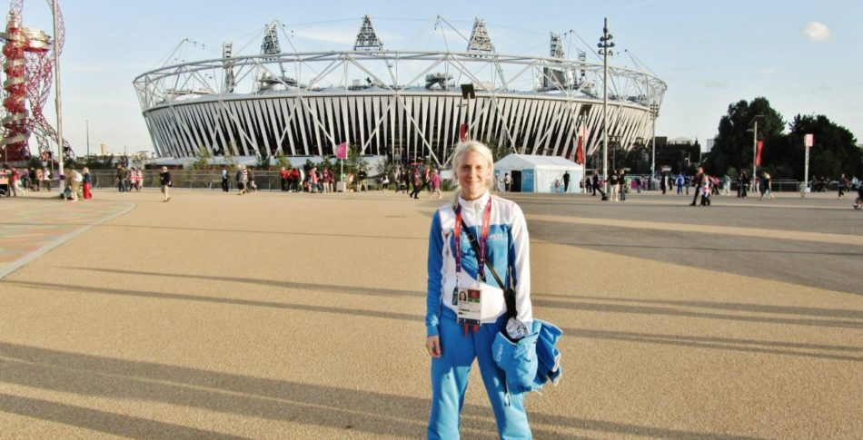 #ROADTOTOKYO – OS-bloggen del 3. London 2012.