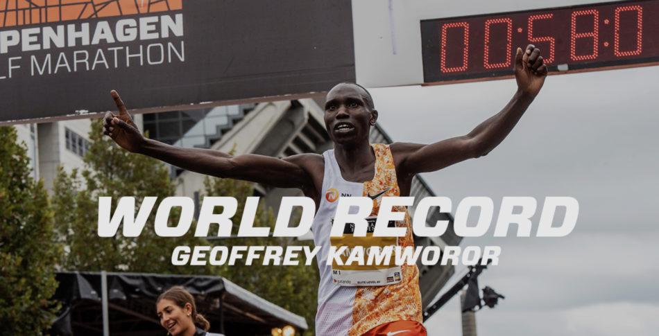 Världsrekord på halvmaran – intervjun med Geoffrey Kamworor