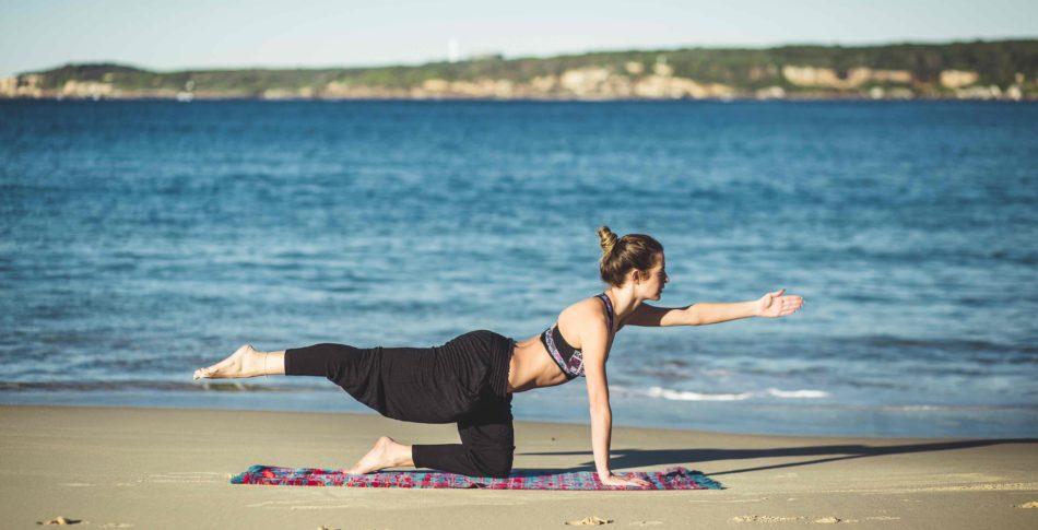 Tre övningar som ger dig en ryggrad för löpning och livet