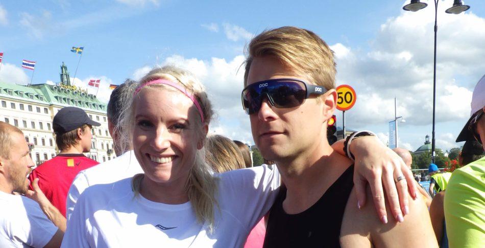 Race report Stockholm halvmarathon
