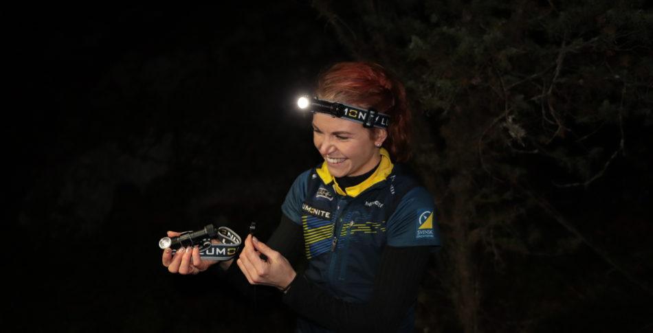 Lumonite Compass R – lätt pannlampa med suveränt ljus!