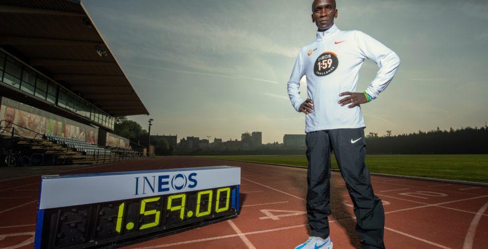 Så ska Eliud Kipchoge klara sub 2 på maratondistansen