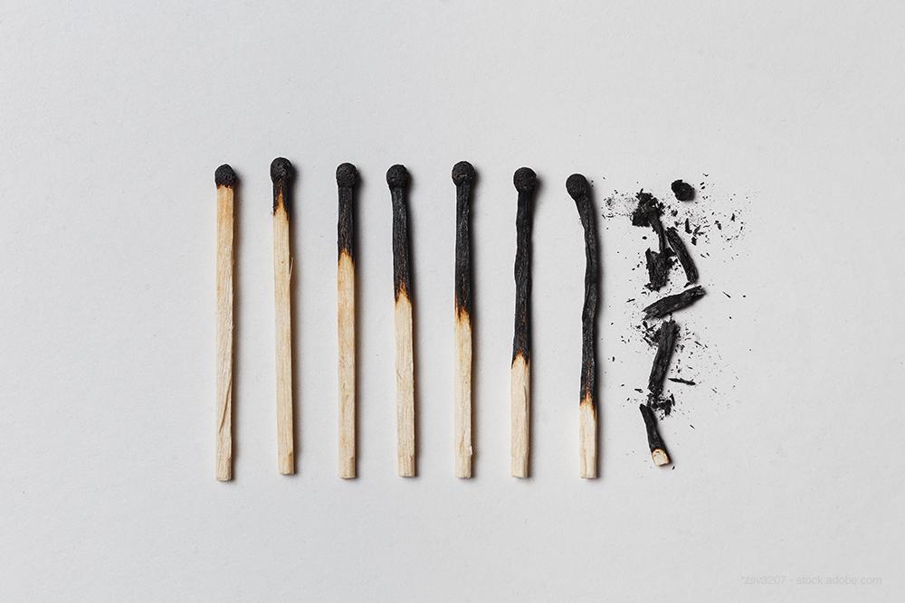 utbränd
