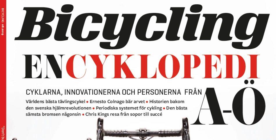 Nya Bicycling finns nu i det digitala arkivet!
