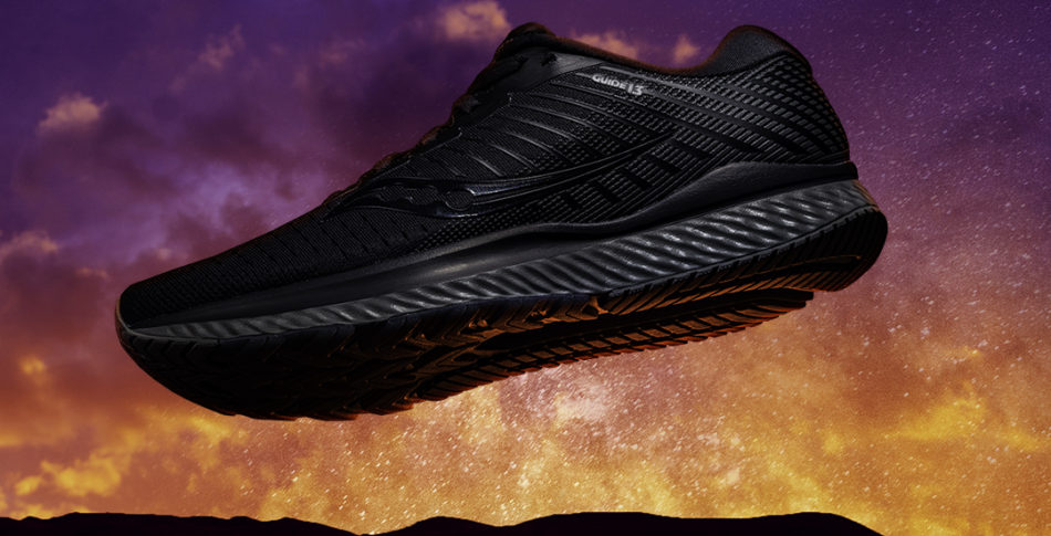 Vinn en av Sauconys Blackout Collection modeller