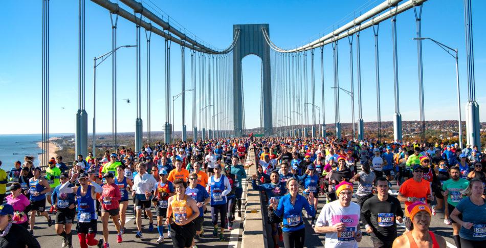 TCS New York Marathon 50 år – Nu öppnar lotteriet!