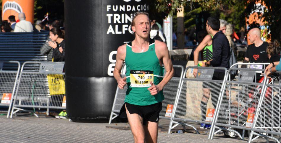 """Så tog David Nilsson det """"omöjliga"""" maratonrekordet"""