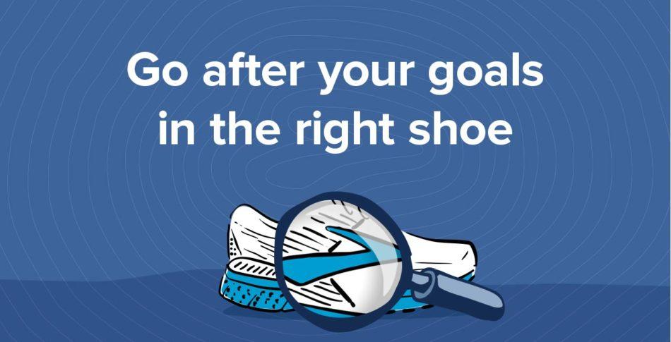Brooks Shoe Finder:               Så hittar du rätt löparsko för just dig