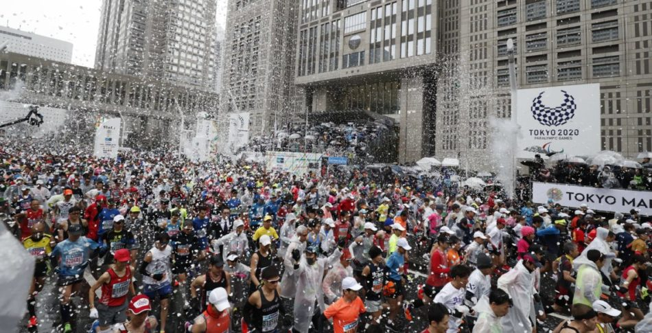 Coronaviruset stoppar Tokyo Marathon