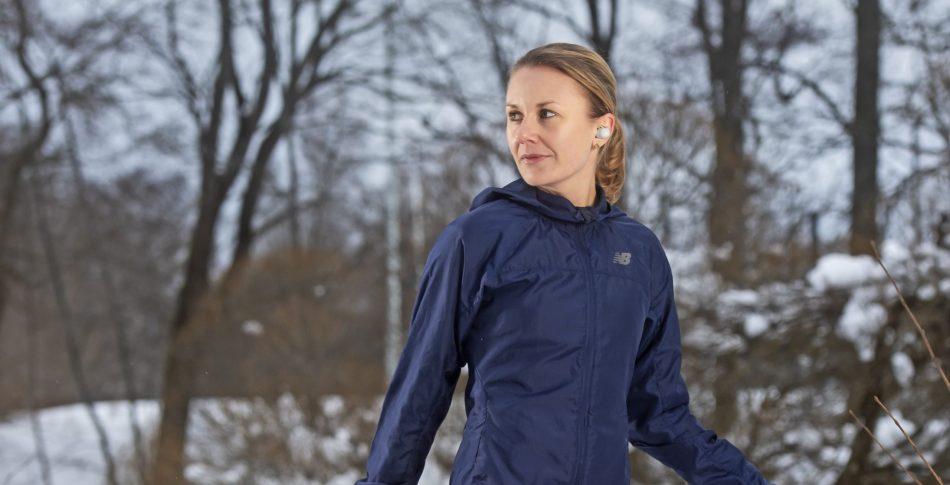 Hörlurarna som boostar maratonstjärnans löpning
