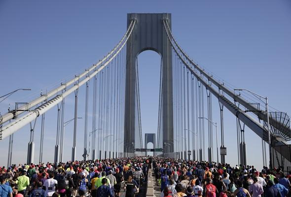 Rekordintresse för 50-årsjubilerande New York