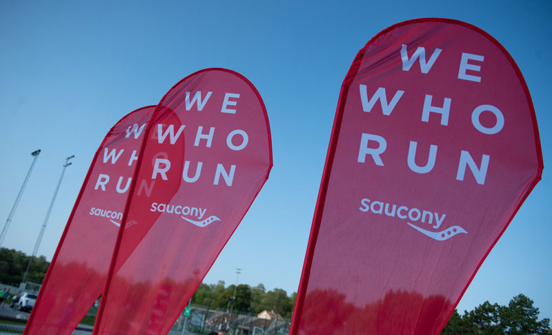 Saucony We Who Run Club – inspirerar på distans