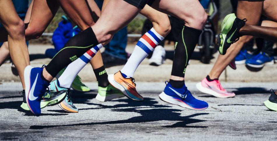 Det har USA:s snabbaste på fötterna