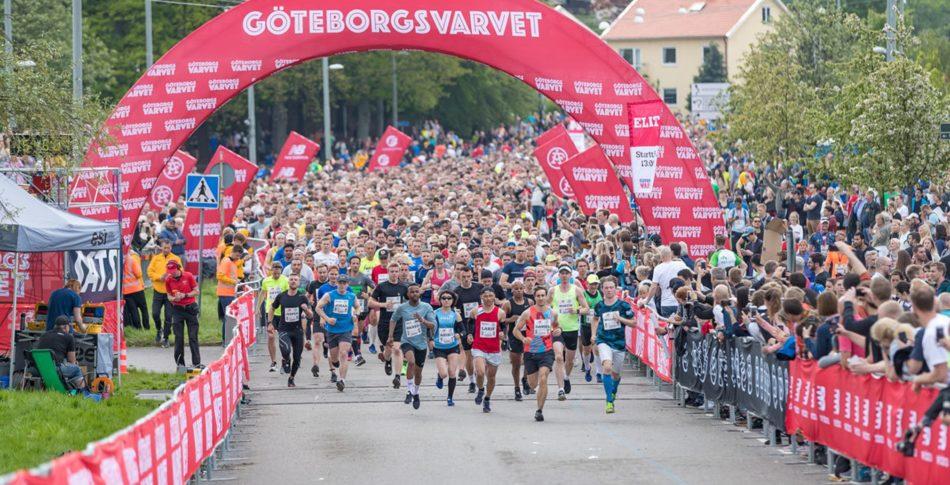 Göteborgsvarvet genomförs inte 16 maj