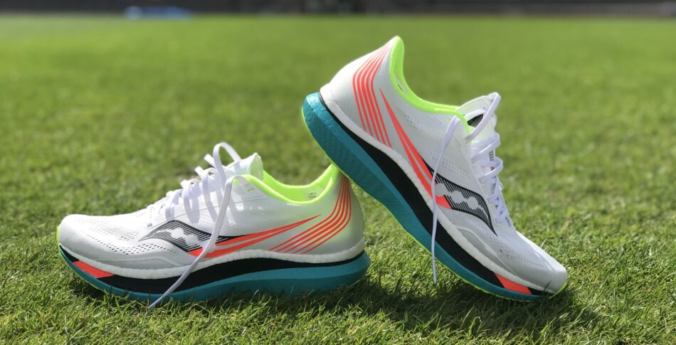 Endorphin Pro – Sauconys snabbaste sko hittills