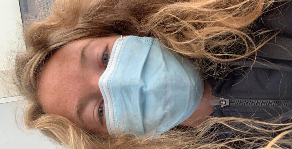 Att flyga under en pandemi