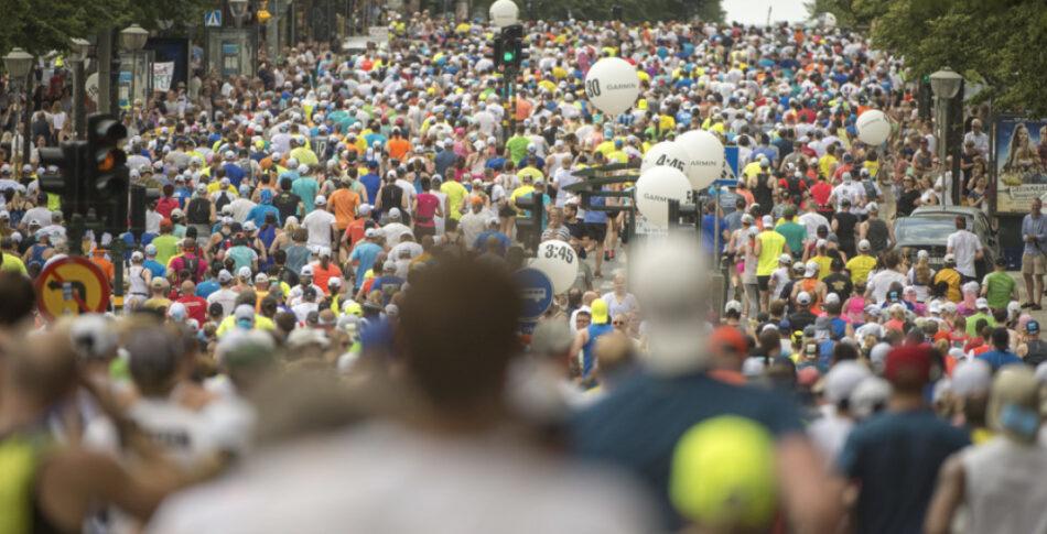 Marathongruppen ställer in
