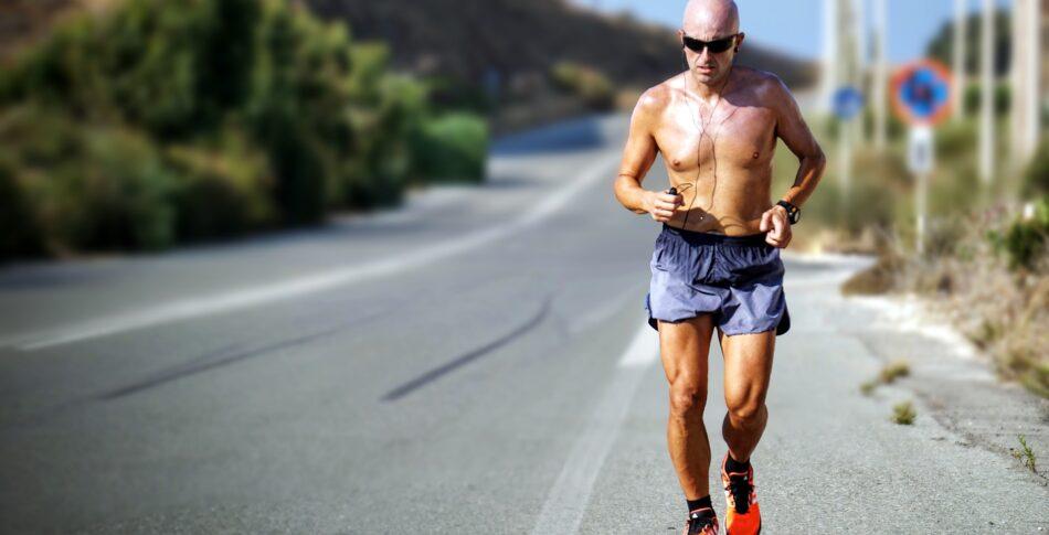 Därför är det bra att springa i värme