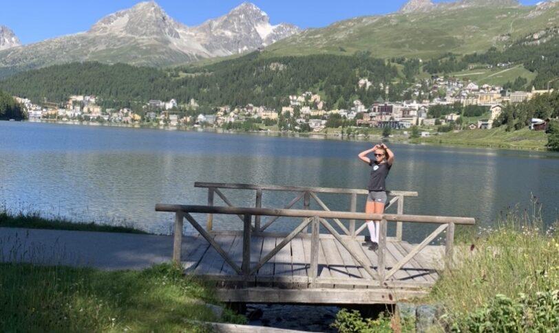 Nästa läger, St Moritz