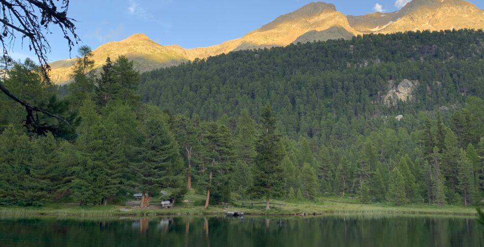 St Moritz, en andra chans