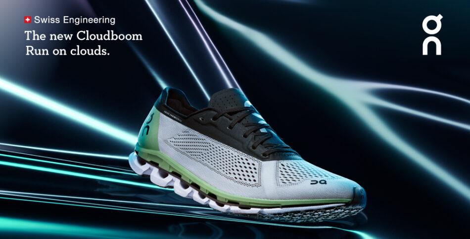On Cloudboom – en sko för nya personliga rekord