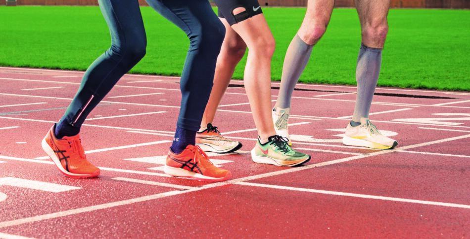 Svensk professor: Därför springer du snabbare med  kolfiberskor