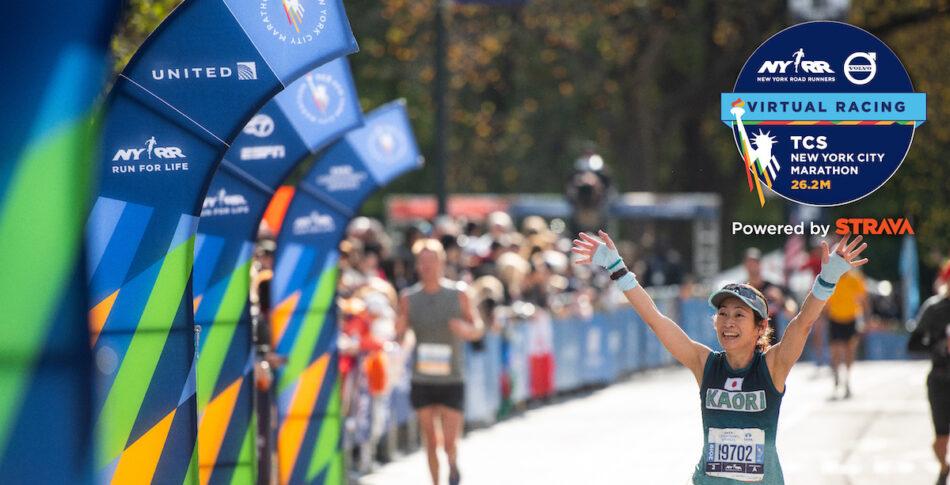Var med och spring världens största marathon – Virtual TCS New York City Marathon!