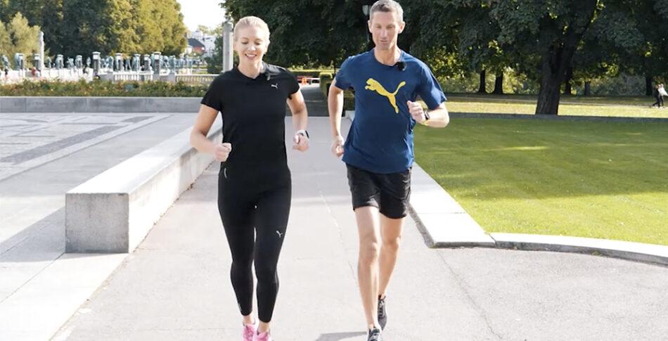 PUMA PASSION FOR RUNNING med Martin Kjäll-Ohlsson
