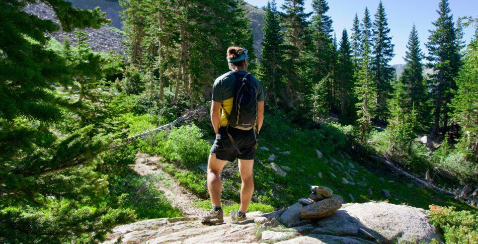 Traillöpning utmanar hjärnan