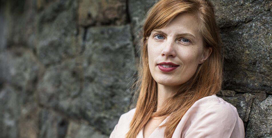 Därför springer Augustprisvinnaren Lydia Sandgren
