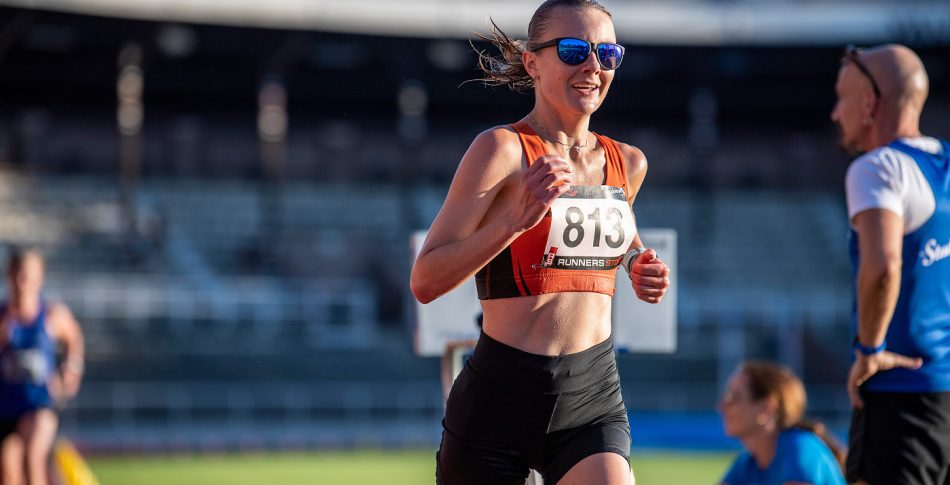 Fantastisk tid av Carolina Wikström i Valencia Marathon