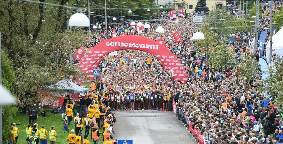 Göteborgsvarvet 2021 flyttar till hösten