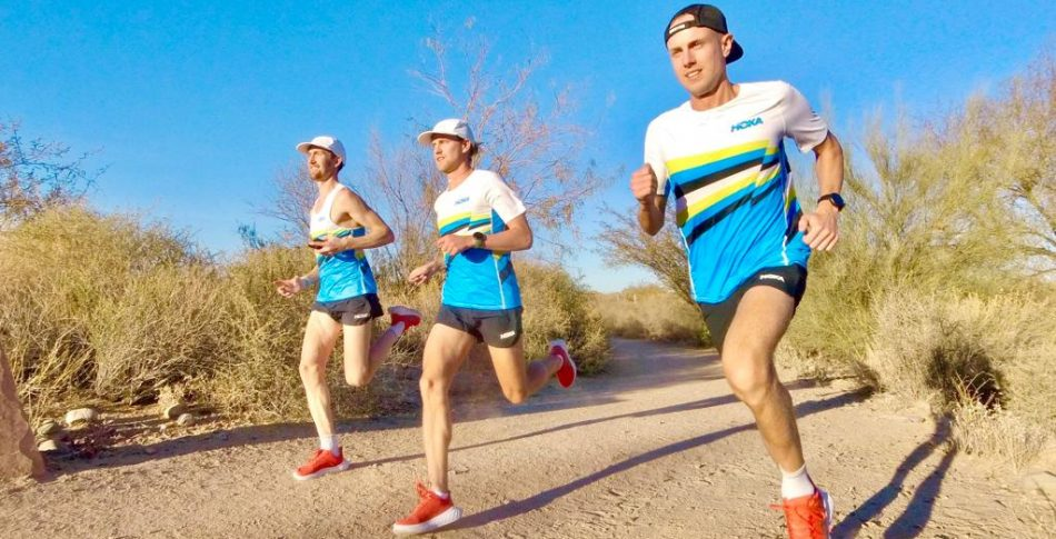 Svenskar i världsrekordjakt på 100 km