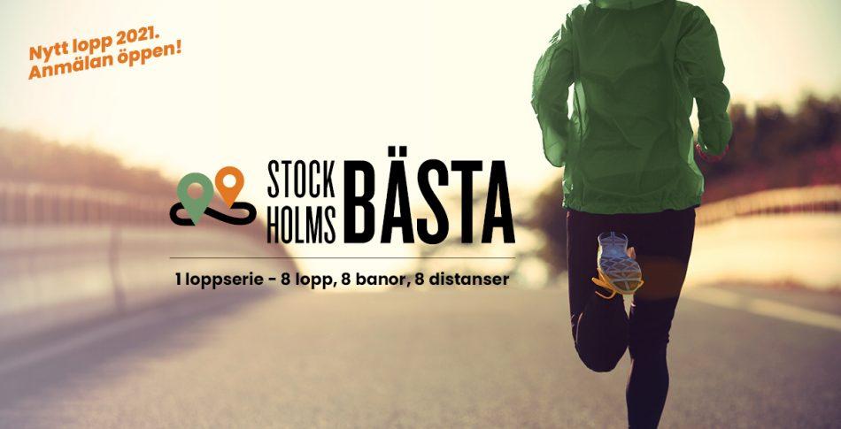 Stockholms Bästa – 8 lopp, 8 distanser
