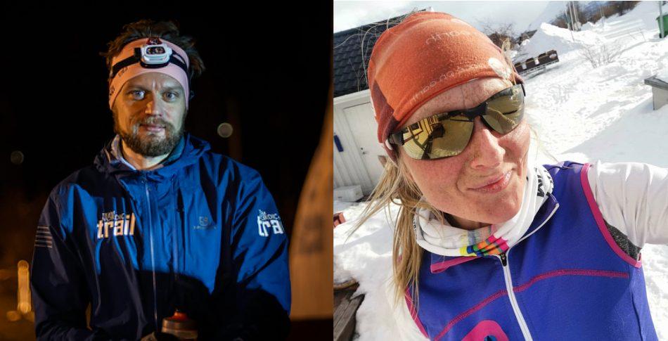 Anna och Tobbe framröstade som årets ultralöpare 2020